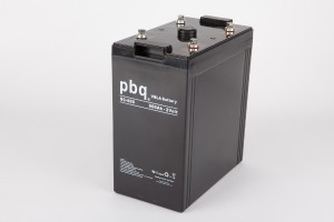 pbq SC-600 AGM Bleiakku - 2V 600Ah Single Cell Monoblock