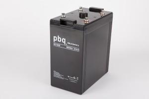 pbq SC-600 AGM Bleiakku - 2V 600Ah Single Cell Monoblock