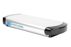 Phylion Lithium-Ionen E-Bike Akku WALL-E SMART für Pedelec 37V 12Ah 5-Polig