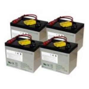 Batteriekit für APC USV RBC14 komplett vormontiert