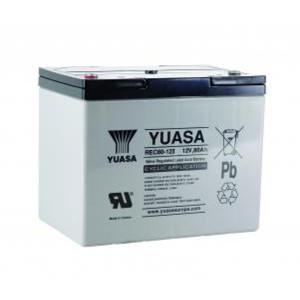 Yuasa REC80-12I 12V 80Ah Blei-Akku / AGM Batterie Zyklentyp