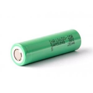 Samsung SDI LiIon Rundzelle INR18650-25R 3,6V / 2500mAh