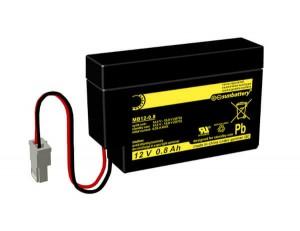 Sun Battery MB12-0.8 - 12V 0,8Ah Akku