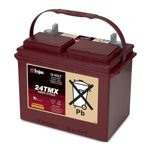 Trojan 24TMX 12V 85Ah Deep Cycle Batterie