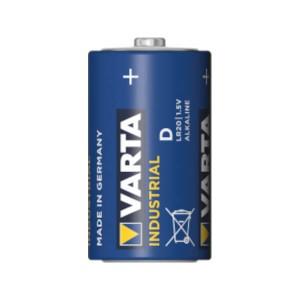 Varta Industrial Alkaline D LR20 Batterie 1,5V / 16500mAh