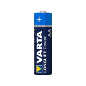 Varta Longlife Power AA LR6 Batterie 1,5V 2930mAh