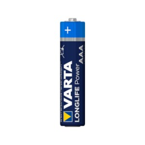 Varta Longlife Power AAA LR03 Batterie 1,5V 1220mAh