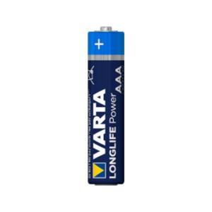 Varta Longlife Power AAA LR03 Batterie 1,5V 1220mAh