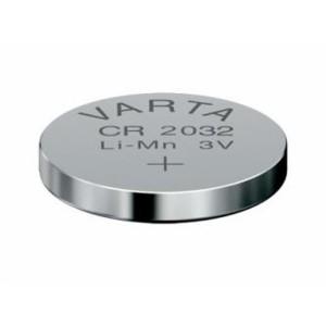 VARTA CR2032 Lithium Knopfzelle 3,0V 230mAh
