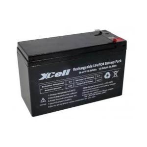 XCell LiFePO4 12,8V 6Ah Lithium Akku