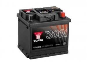 YUASA KFZ / Autobatterie YBX3012 - 12V 50Ah