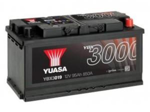 YUASA KFZ / Autobatterie YBX3019 - 12V 95Ah