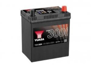 YUASA KFZ / Autobatterie YBX3054 - 12V 36Ah