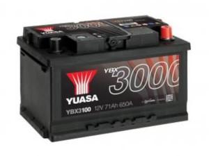 YUASA KFZ / Autobatterie YBX3100 - 12V 71Ah