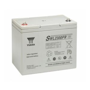 Yuasa SWL2300FR 12V 78Ah Blei-Akku / AGM Batterie