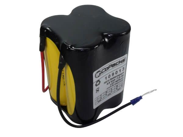 Akku passend für CEAG Handlampe SEB5.4L, SEB5.3, W270.2, W270.3, W276 - 4,8 Volt 7,0Ah NiCd
