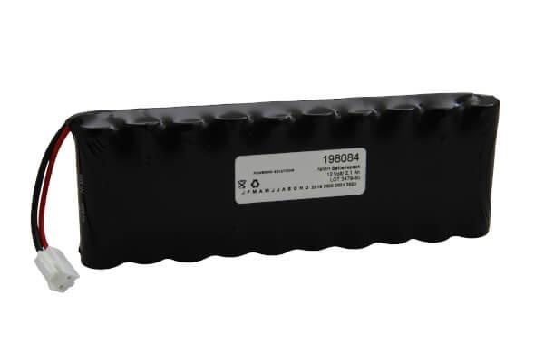 Akku für Roto Rolladen Antrieb WDT-S RT2-SF G2/G3/G4 12 Volt 2,1Ah NiMh