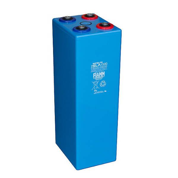 Fiamm 2SLA1500 2V 1500Ah Blei-Akku / AGM Batterie