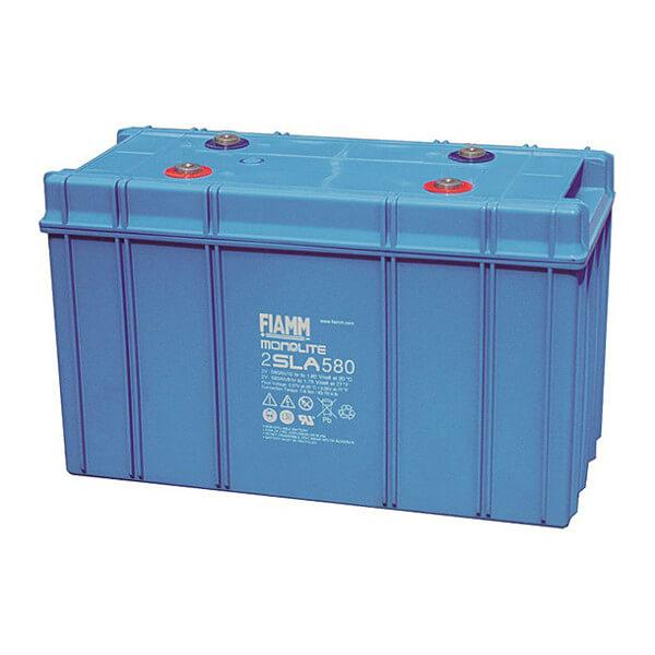 Fiamm 2SLA580 2V 580Ah Blei-Akku / AGM Batterie