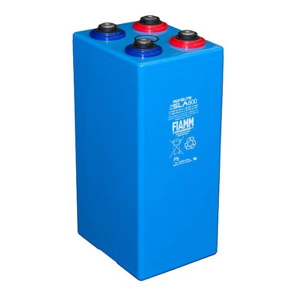 Fiamm 2SLA800 2V 820Ah Blei-Akku / AGM Batterie