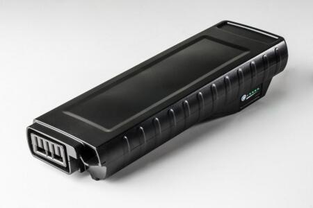 Lithium-Ionen Elektrofahrrad Ersatzakku für Bosch 36V System 300/400 36V / 11,6Ah Gepäckträger