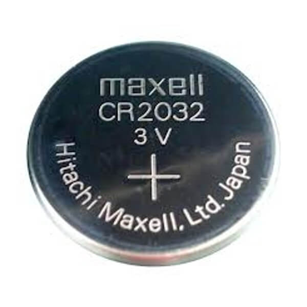 MAXELL LITHIUM KNOPFZELLE CR 2032 3,0V