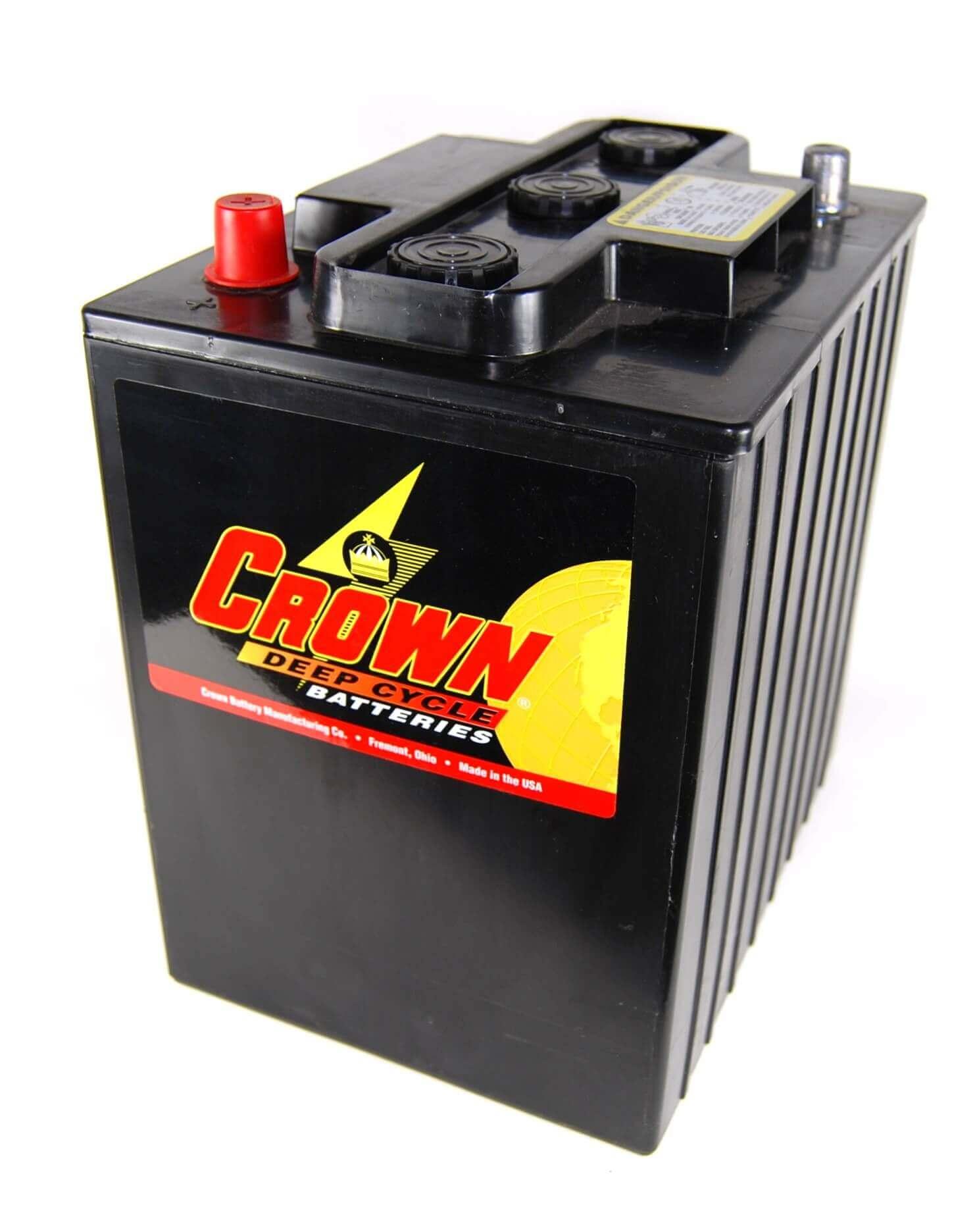 Crown CR240 6V 240Ah Deep-Cycle Bleiakku