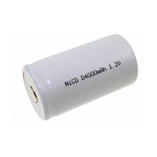 Mexcel Ni-Cd Akku D-D4000H - 1,2V 4000mAh Hochtemperatur