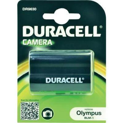 Duracell Digitalkamera und Camcorder Akku DR9630 kompatibel zu Olympus BLM-1