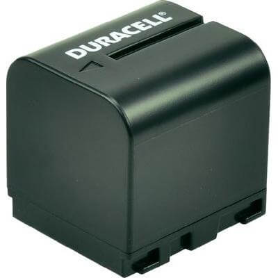 Duracell Digitalkamera und Camcorder Akku DR9657 kompatibel zu JVC BN-VF714U