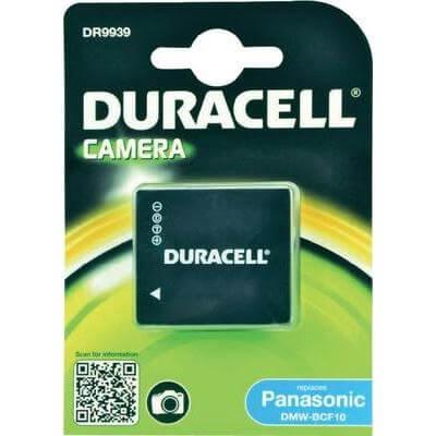 Duracell Digitalkamera und Camcorder Akku DR9939 kompatibel zu Panasonic DMW-BCF10