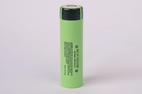Panasonic NCR18650B Industriezelle 3,6V 3350mAh LI-ION Lithium Ionen Akku (LiNiCoAlO2)