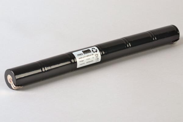 NiMh Notbeleuchtung Akku 7,2V / 4000mAh 4Ah passend für Tridonic Art.No. 89899852