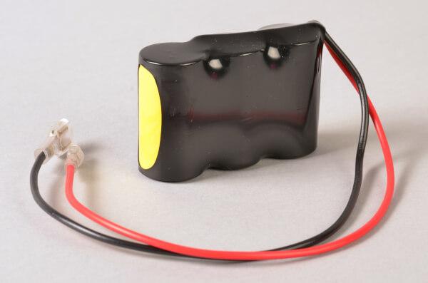 Ni-Cd Akkupack 3,6V / 1,5Ah passend für HoLi Notbeleuchtung Art. Z-0425.1