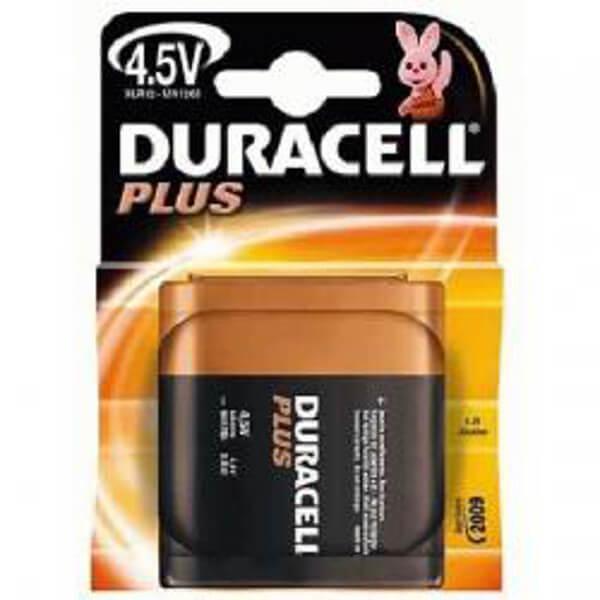 Duracell Plus Power 4,5V MN1203 Alkaline Batterie Blister