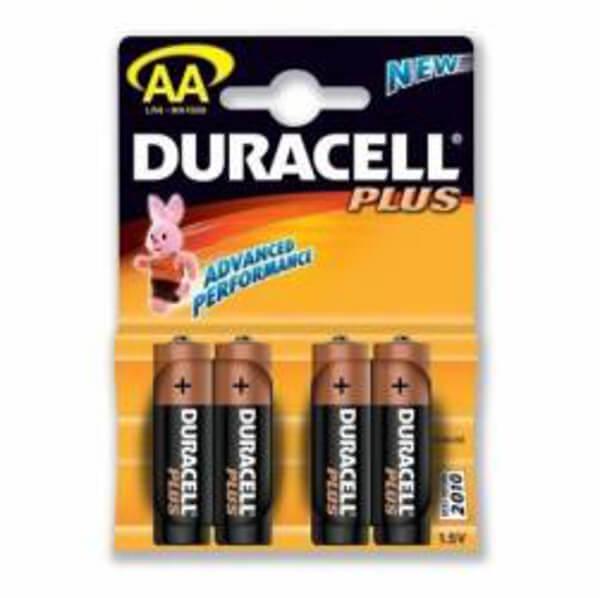 Duracell Plus Power 1,5V MN1500 Mignon AA Alkaline Batterie Blister