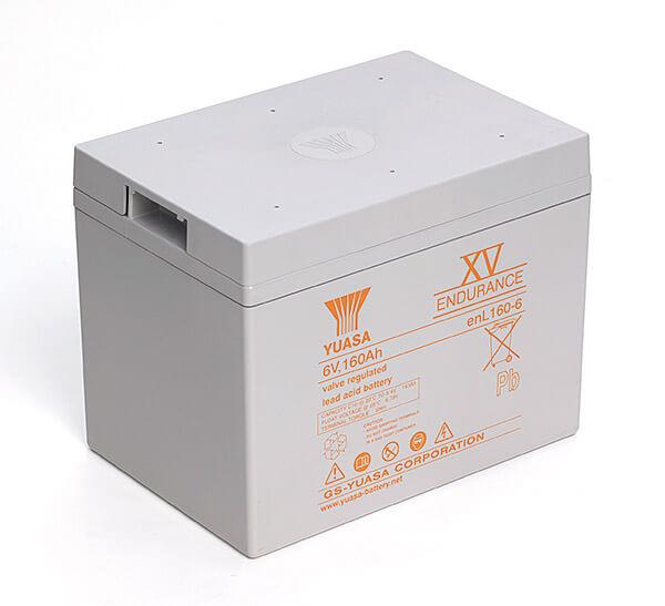 Yuasa EN160-6 6V 160Ah Blei-Akku / AGM Batterie
