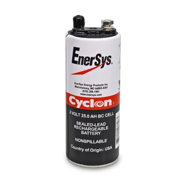 EnerSys Cyclon Akku 0820-0004 - 2V 25Ah Single BC Cell