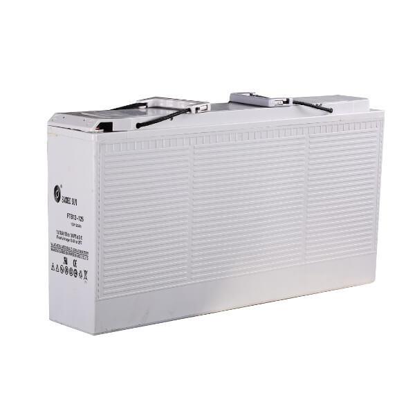 Inbatt FTB12-125 Batterie 12V 125Ah Long Life Frontterminal Akku