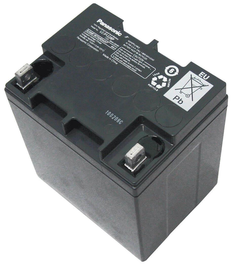 Panasonic LC-P1228AP 12V 28Ah Blei-Akku / AGM Batterie