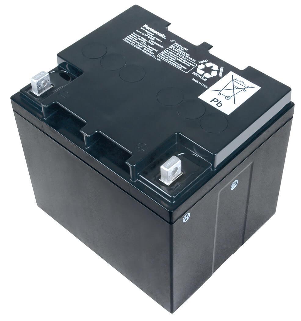 Panasonic LC-P1242AP 12V 42Ah Blei-Akku / AGM Batterie