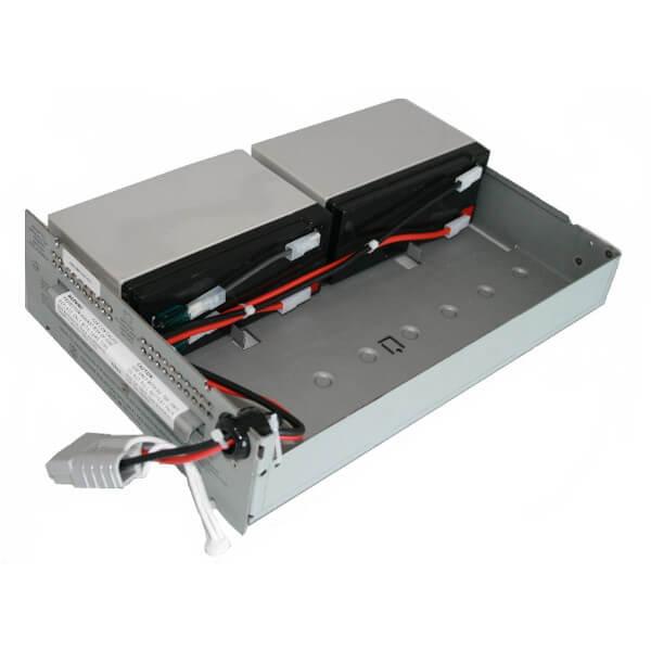 Batteriekit für APC USV RBC22 komplett vormontiert