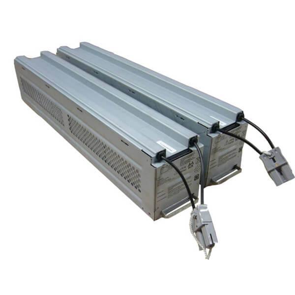 Batteriekit für APC USV RBC44 komplett vormontiert
