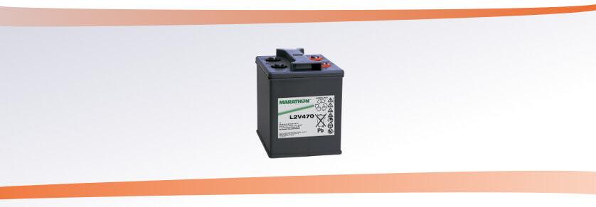 Exide Marathon AGM Batterien