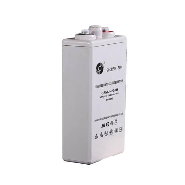Inbatt OPzV-Zelle 4 OPzV 200 - 2V 224Ah (C10) Batterie