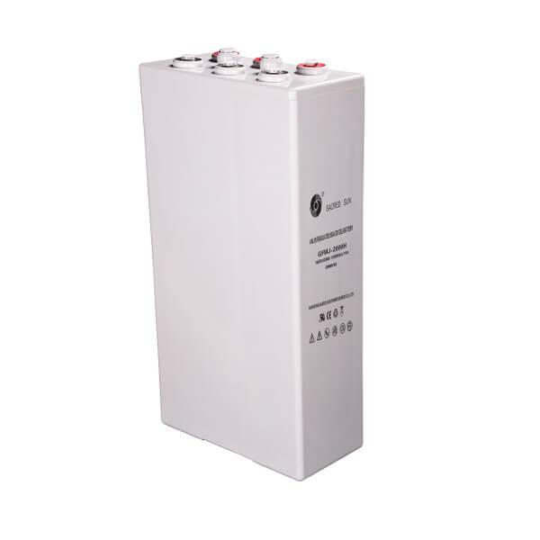 Inbatt OPzV-Zelle 16 OPzV 2000 - 2V 2160Ah (C10) Batterie
