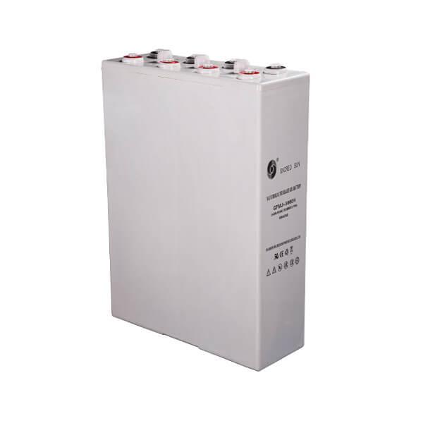 Inbatt OPzV-Zelle 24 OPzV 3000 - 2V 3240Ah (C10) Batterie