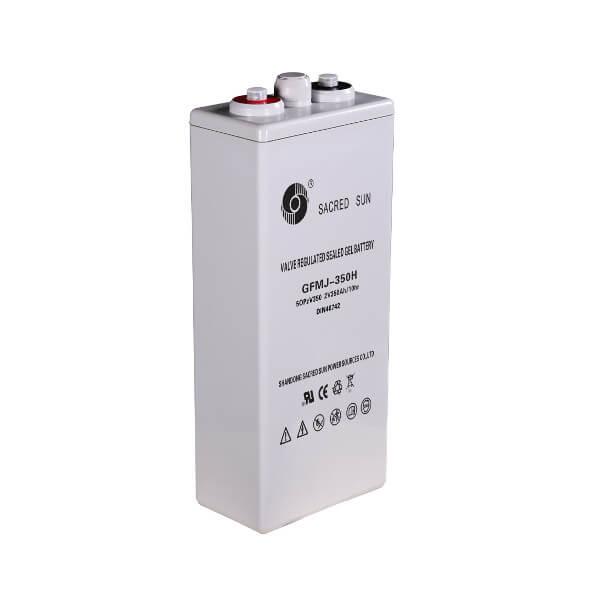 Inbatt OPzV-Zelle 5 OPzV 350 - 2V 405Ah (C10) Batterie