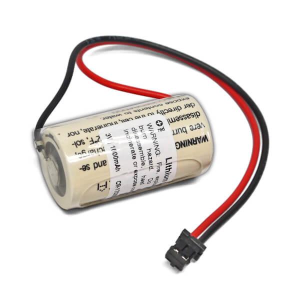 Lithium Batterie passend für Mitsubishi Q6BAT