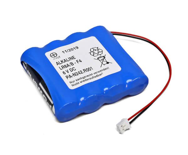 Alkaline Batterie-Pack 6V für Messerschmitt 6VQ-02